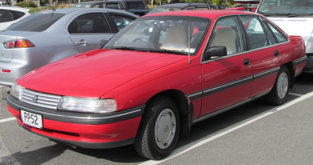 1990 Holden Commodore VN-NZ