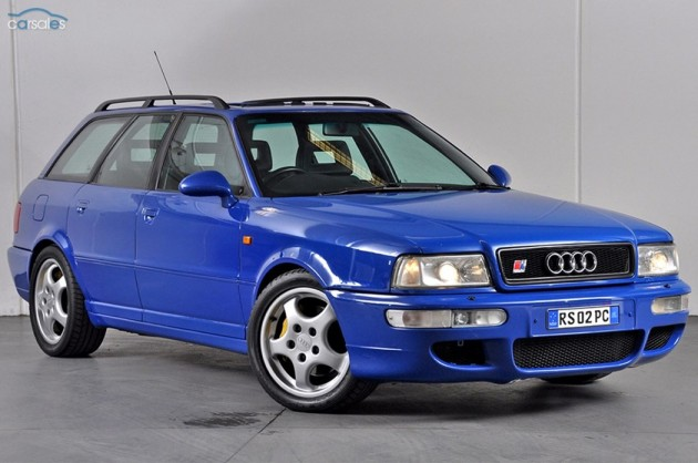 1994 Audi RS 2 Avant-Australia
