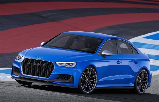 2014 Audi A3 Clubsport quattro Concept