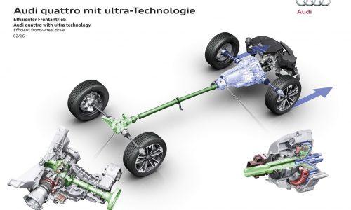"Audi announces next-gen ""quattro ultra"" technology (video)"