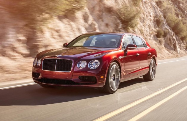 2016 Bentley Flying Spur V8 S-front