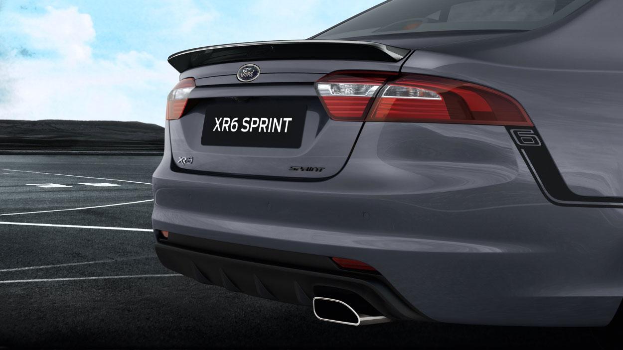 2016 Ford Falcon Xr6 Sprint Xr8 Sprint Specs Confirmed