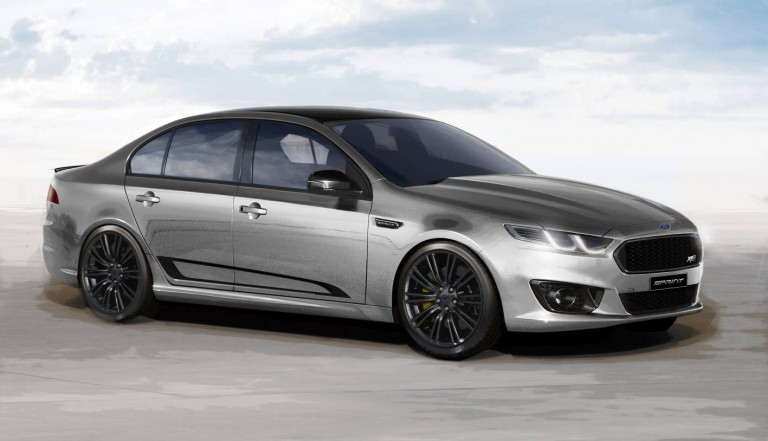 2016 Ford Falcon XR6 Sprint & XR8 Sprint officially revealed