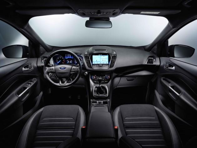 2016 Ford Kuga-interior