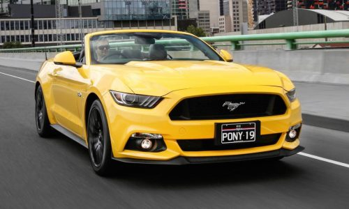 Australian vehicle sales for January 2016 – Mustang sets pace