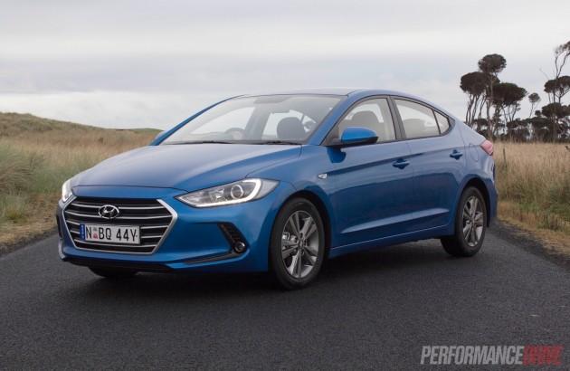2016 Hyundai Elantra Australian launch-1
