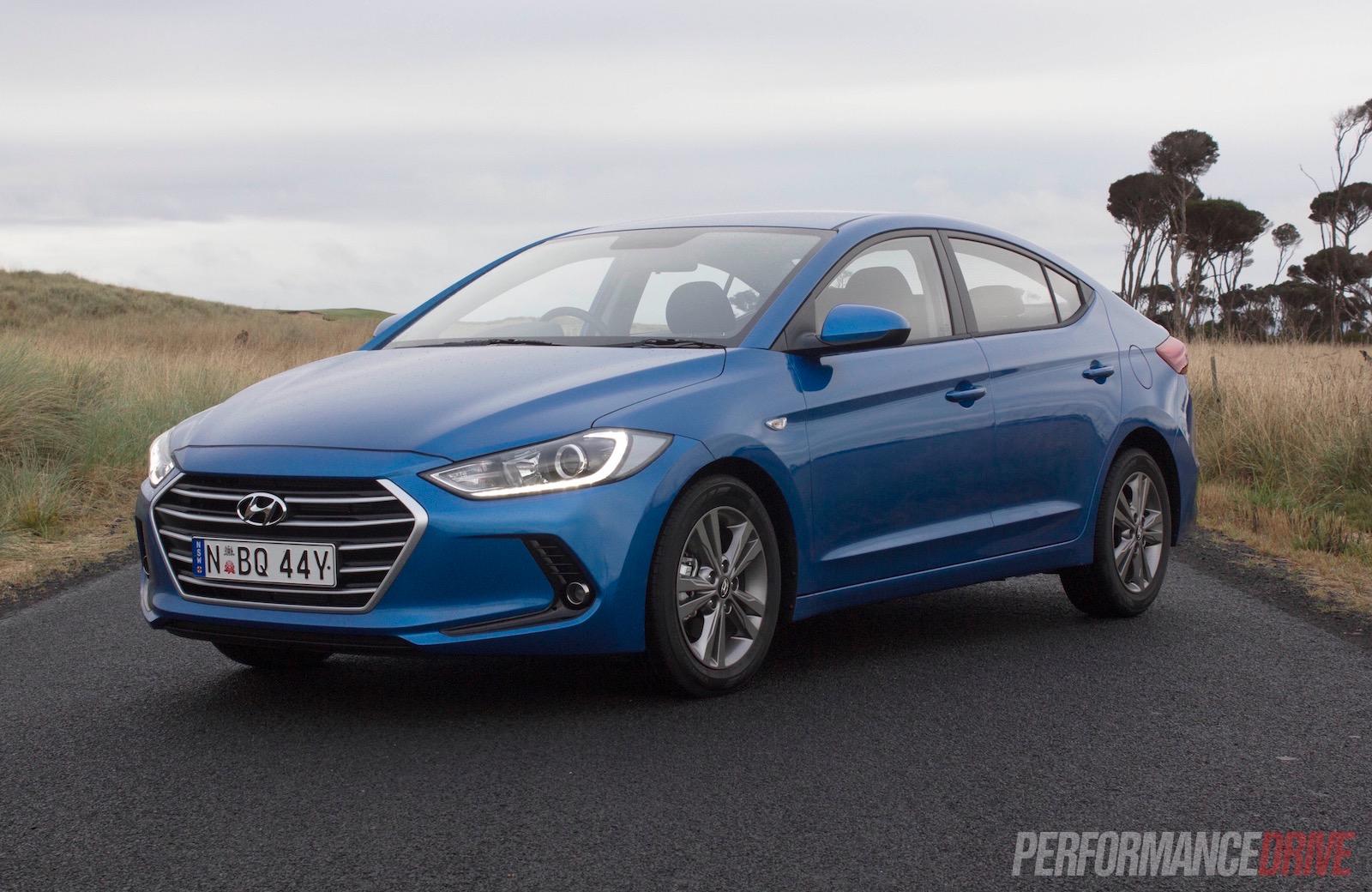 2016 Hyundai Elantra review - Australian launch ...