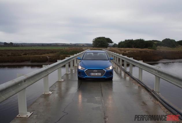 2016 Hyundai Elantra Australian launch-7