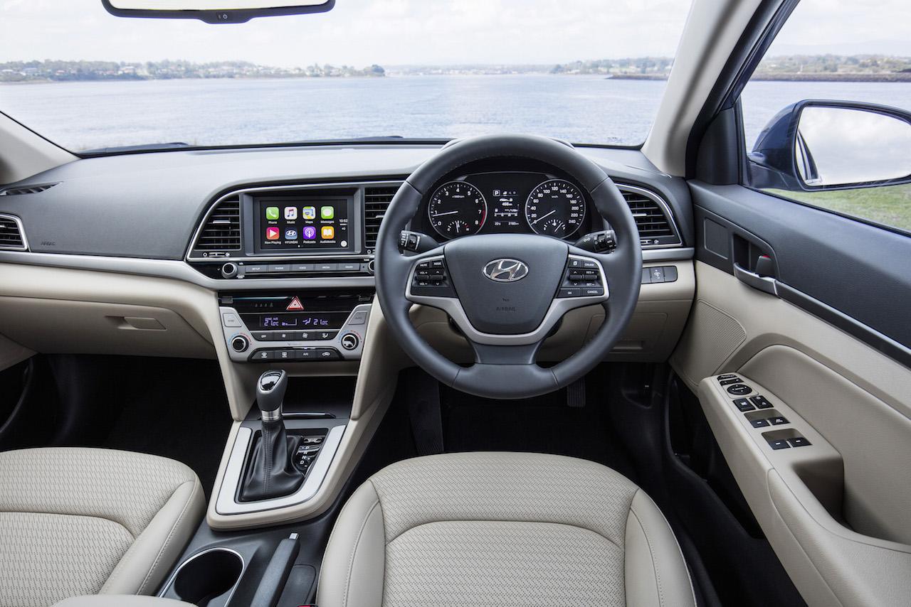 2016 Hyundai Elantra Review Australian Launch