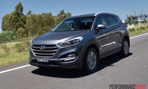 2016 Hyundai Tucson: 1.6T petrol vs CRDi diesel comparison (video)