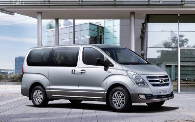 2016 Hyundai iMax Series II
