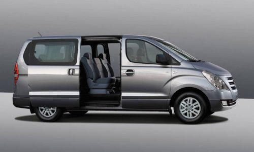 2016 Hyundai iMax & iLoad Series II now on sale in Australia
