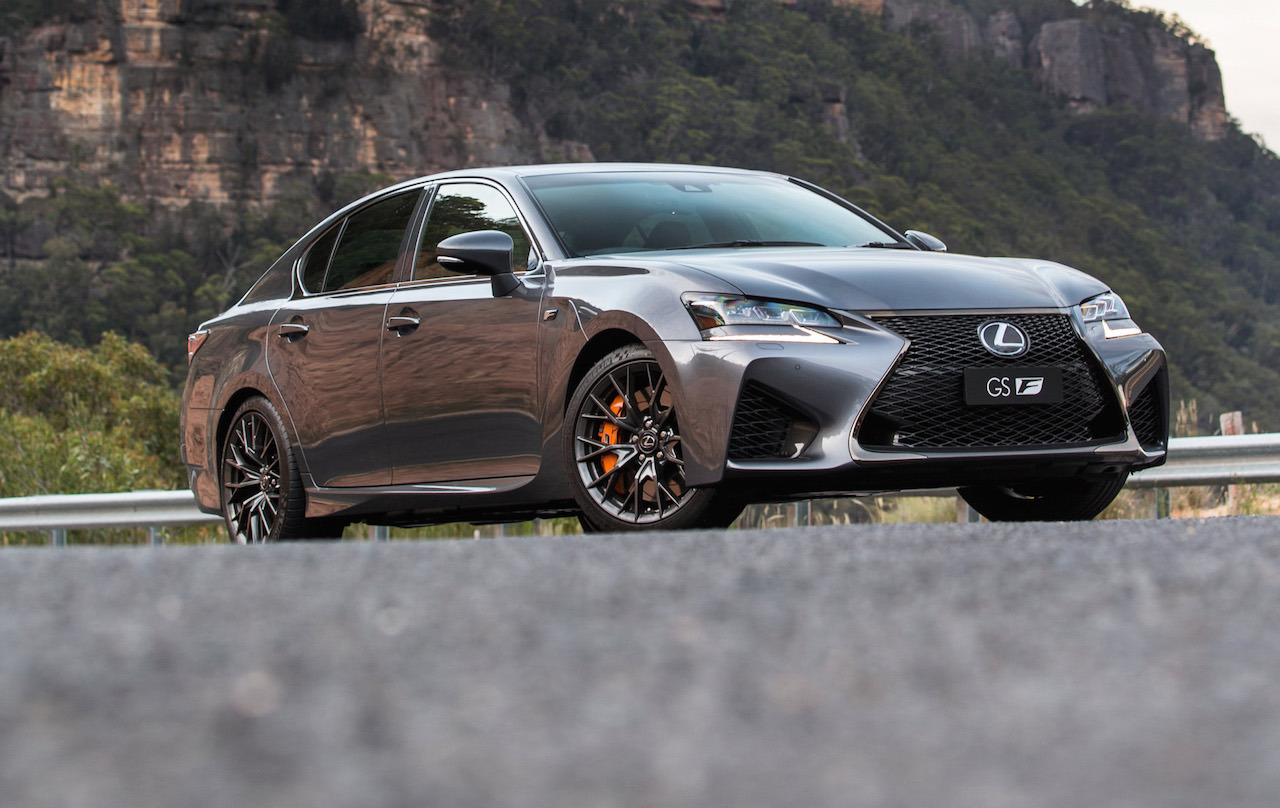 Subaru Latest Car >> Lexus GS F now on sale in Australia from $148,800 | PerformanceDrive
