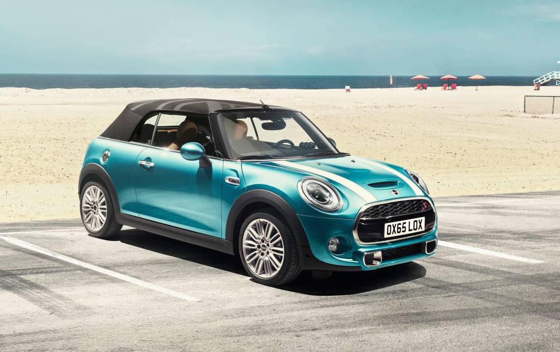 2016 Mini Cooper Convertible On Sale In Australia From