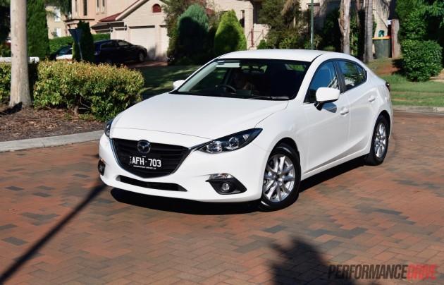 2016 Mazda3 Touring-handling