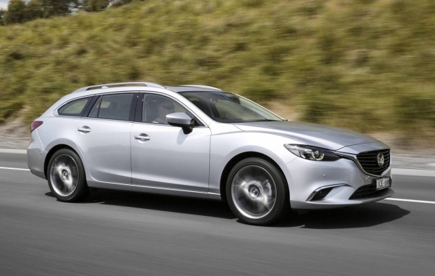 2016 Mazda6 wagon
