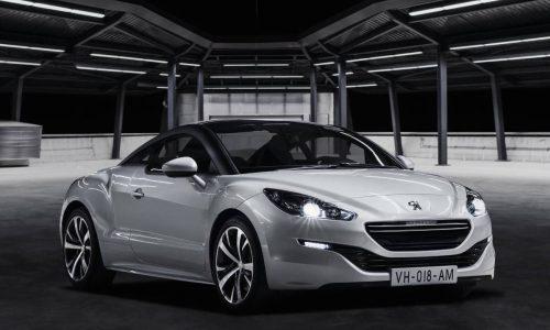 Last 40 Peugeot RCZ models on sale, $49,990 drive-away
