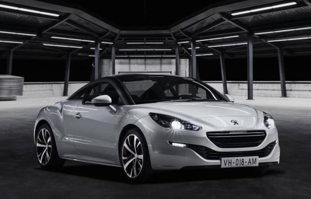 2016 Peugeot RCZ