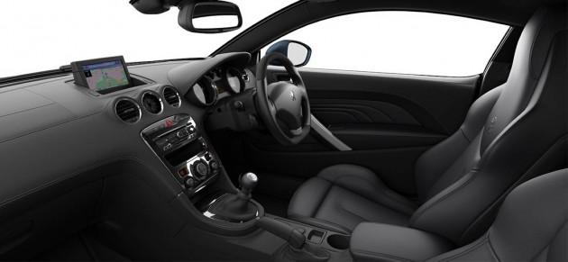 2016 Peugeot RCZ-interior