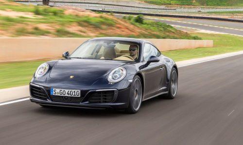 Porsche says no to autonomous tech, focuses on hybrid & EV