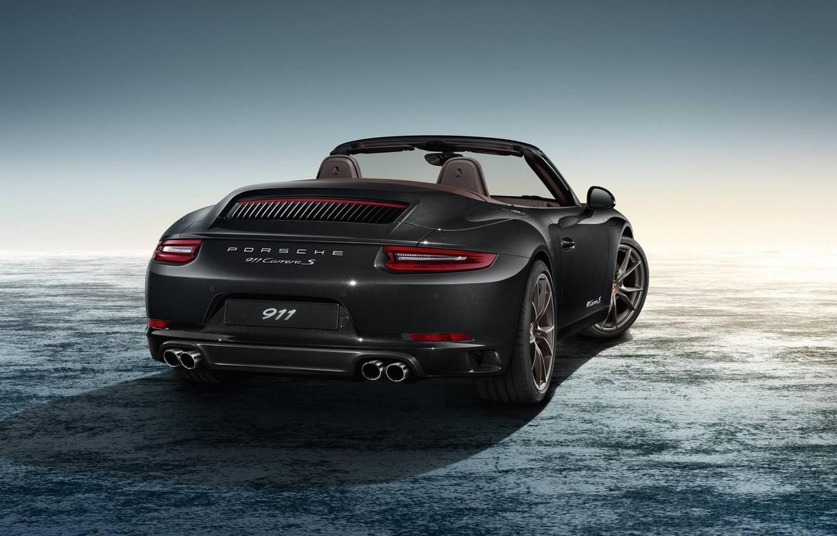Porsche Exclusive Reveals New Options With 911 Carrera S