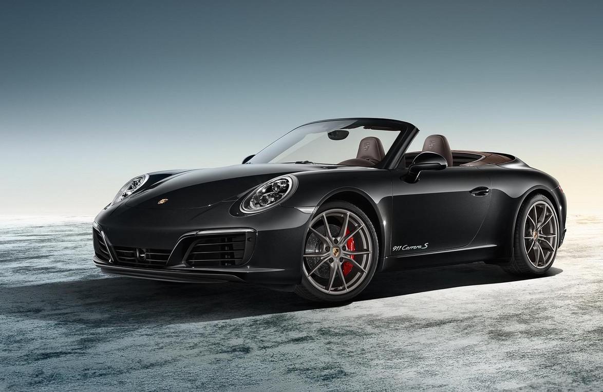 Porsche Exclusive reveals new options with 911 Carrera S ...