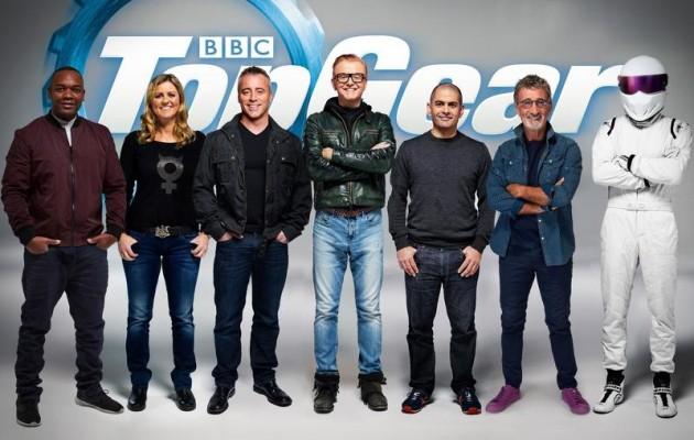2016 Top Gear host lineup