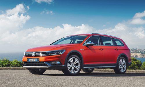 2016 Volkswagen Passat Alltrack on sale in Australia from $49,290
