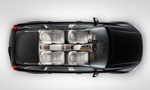 Super-luxury 4-seat Volvo XC90 Excellence revealed