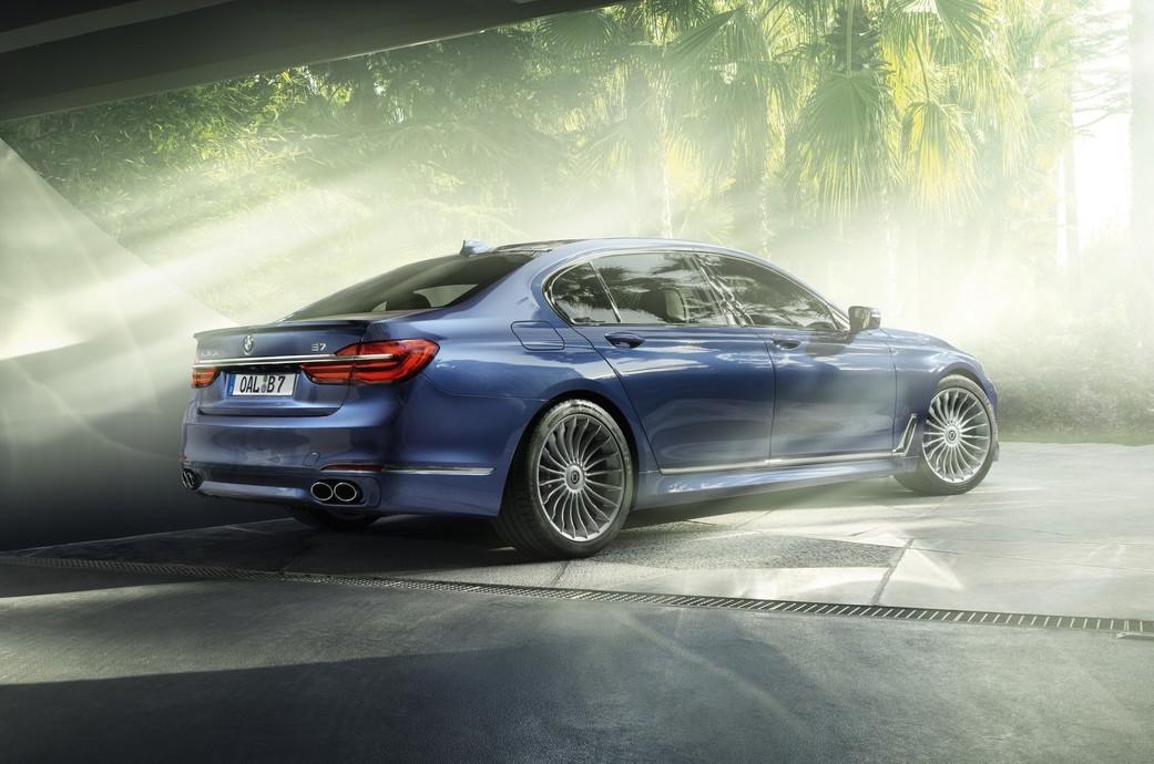 Alpina B7 2017 >> 2017 Alpina B7 Bi-Turbo revealed, more power than BMW M5 ...