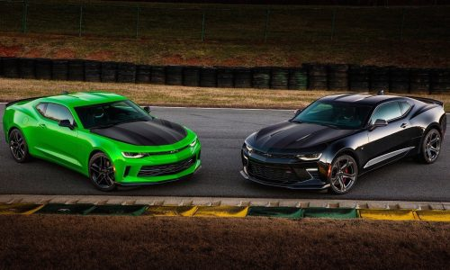 2017 Chevrolet Camaro 1LE revealed, available with V6