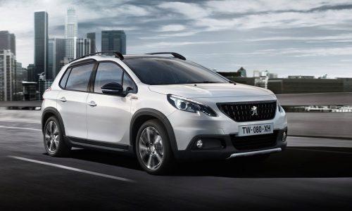 2017 Peugeot 2008 gets updated look, on sale in Australia Q4
