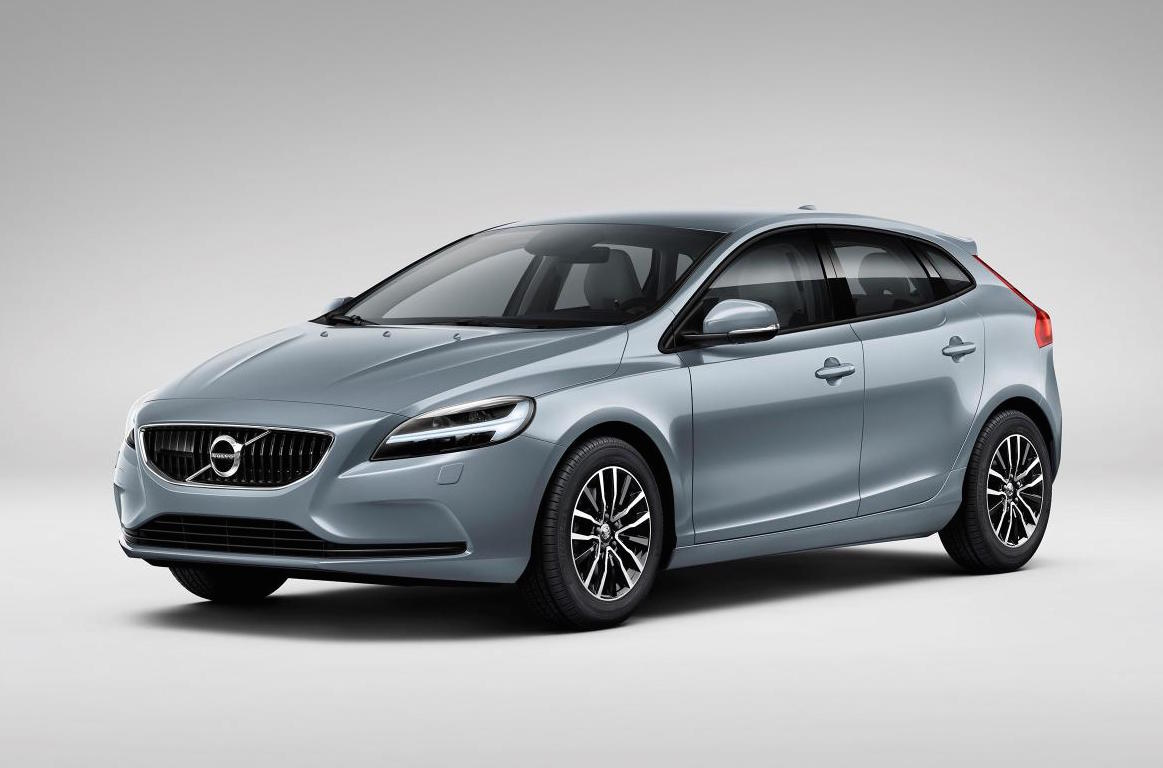 2017 volvo v40 revealed gets 39 thor hammer 39 led headlights. Black Bedroom Furniture Sets. Home Design Ideas
