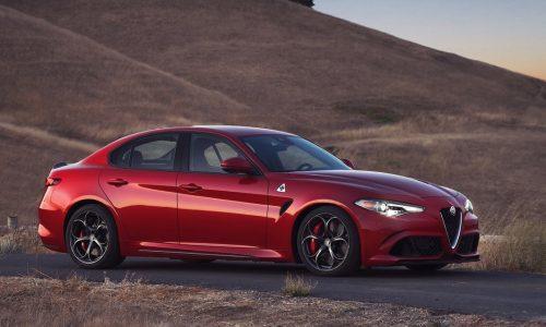 Alfa Romeo Giulia base models to debut at Geneva