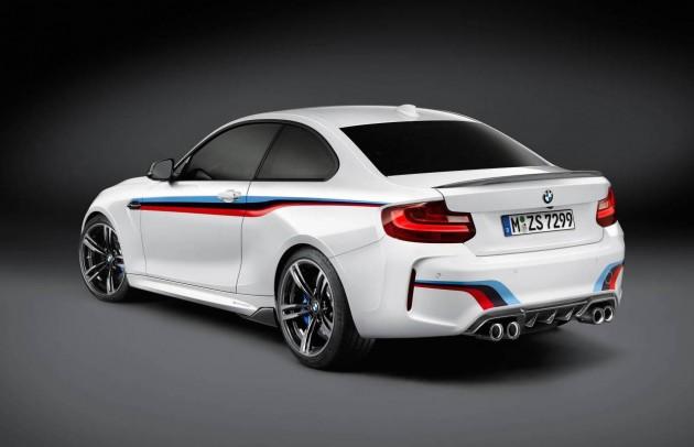BMW M2 M Performance-rear