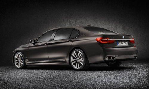 BMW M760Li xDrive M Performance limousine revealed