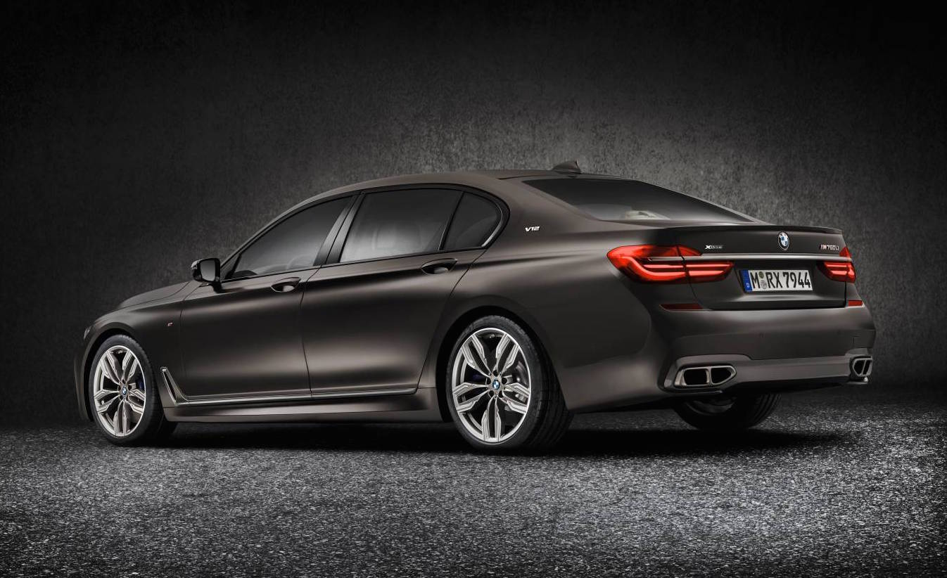 BMW M760Li xDrive M Performance limousine revealed ...