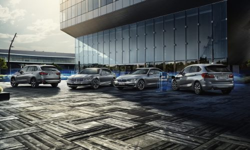 BMW announces iPerformance sub-brand for future hybrid models