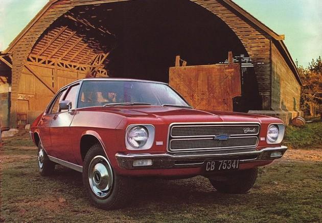 Chevrolet Kommando-