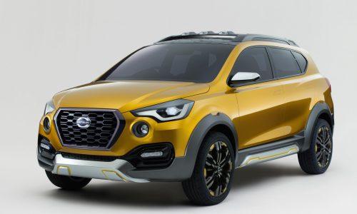 Datsun GO-cross concept debuts at Auto Expo