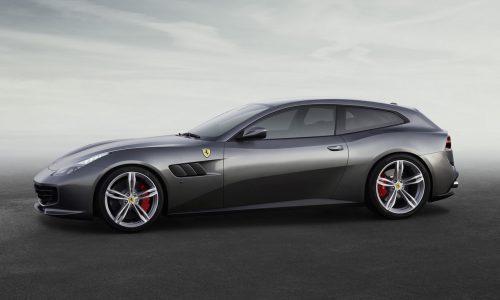 Ferrari GTC4Lusso revealed, replaces four-wheel drive FF