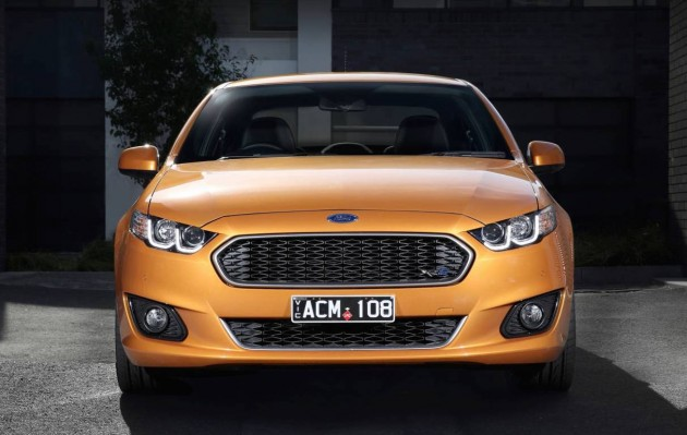 Ford FG X Falcon XR6