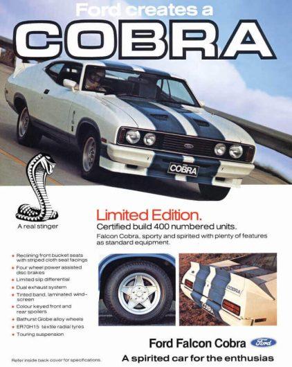 Ford Falcon Cobra