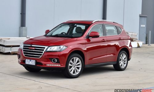 Haval H2 Lux 2WD 1.5T review (video)