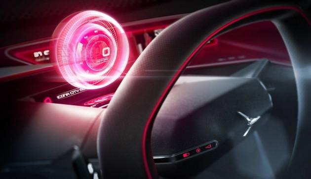 Icona Neo concept-3D gauge