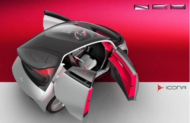 Icona Neo concept-doors