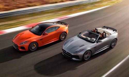 Jaguar F-Type SVR revealed, on sale in Australia from $289,590