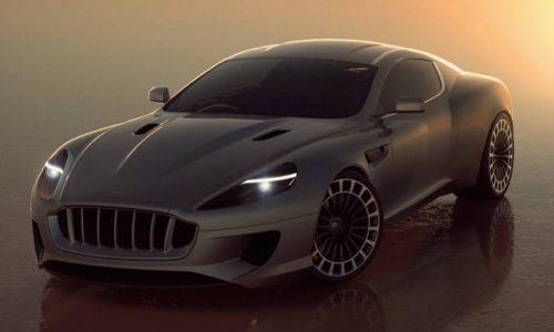 Kahn Design WB12 Vengeance to debut at Geneva