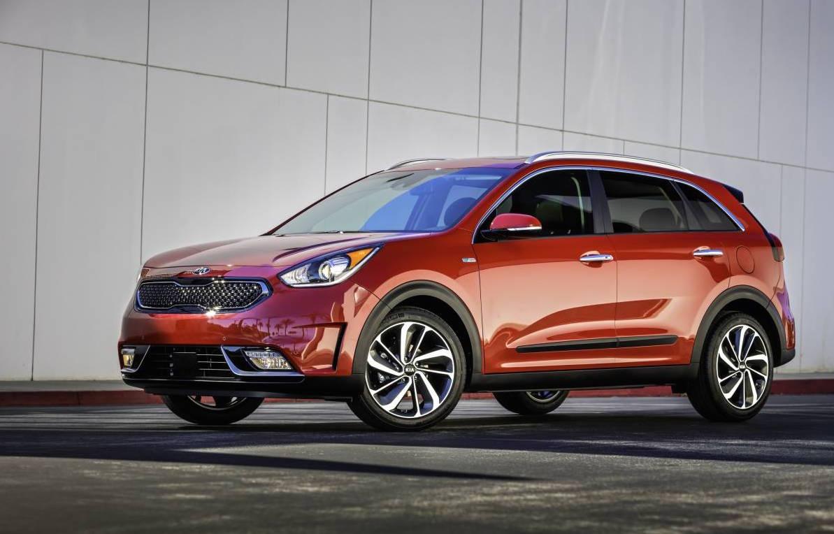 Kia Niro Huv Unveiled Company S New Dedicated Hybrid
