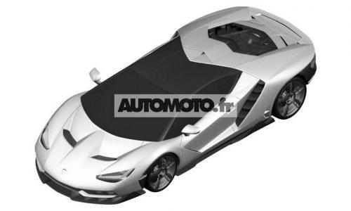 Could this be the Lamborghini Centenario LP770-4?